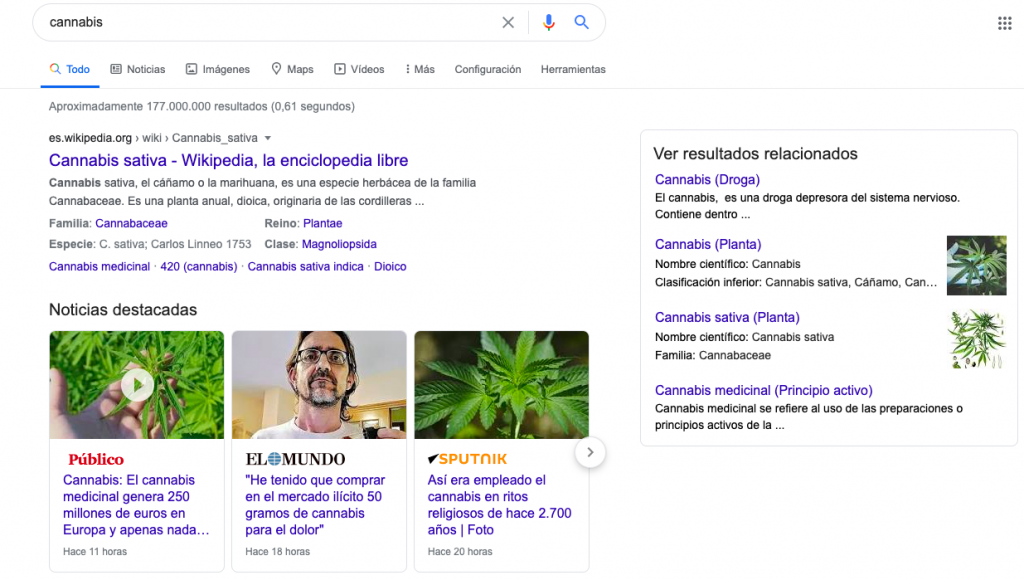 linkbuilding cannabis